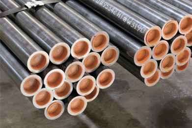 Hot Finished Seamless Steel Tubing