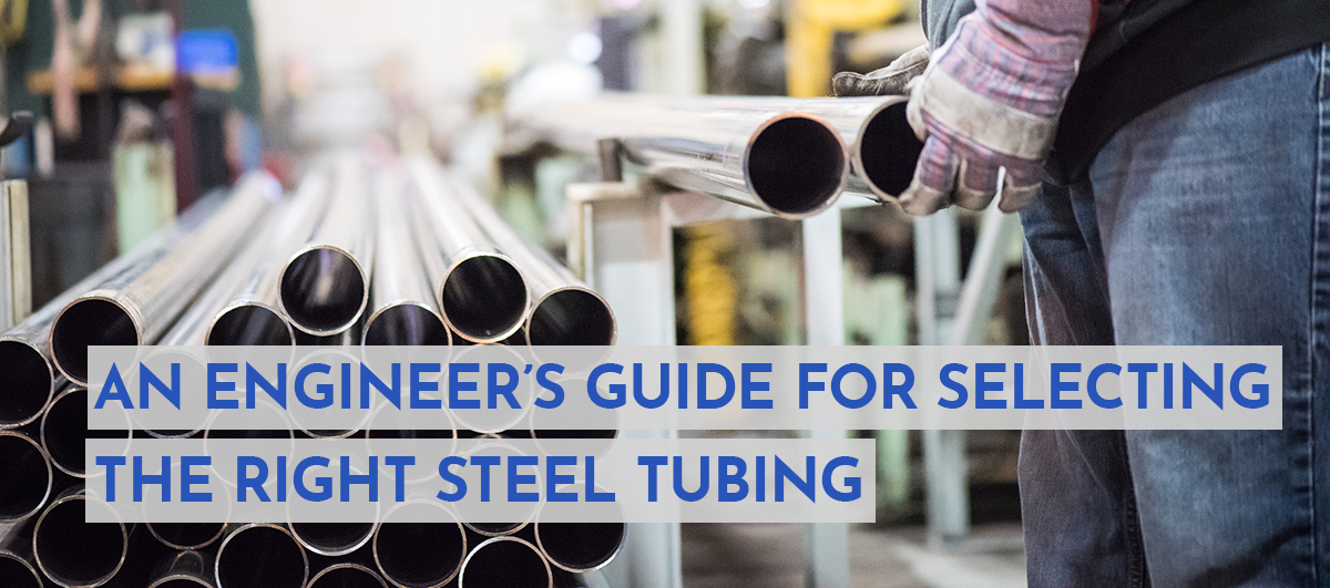 Engineers have many choices when selecting tubing materials for the application at hand, whether it be a condenser or feedwater heater in a plant, or exhaust tube in an automobile. Knowing the limitations of a material is crucial when making a selection for your application. Let's talk about the factors that need to be considered when selecting a material.