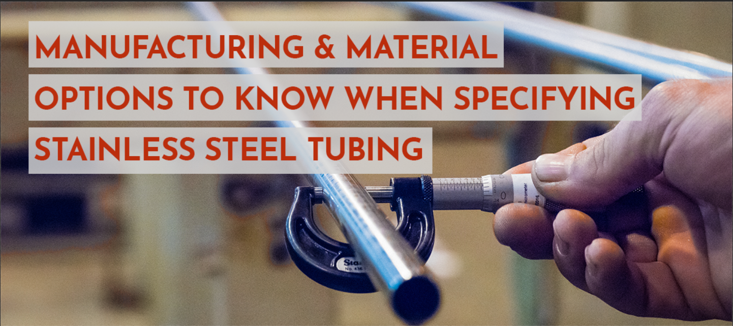 While carbon steel and copper alloys are often welded by high frequency welding, stainless steels require a fusion (full melting if the metal) welding to ensure a high-quality weld.